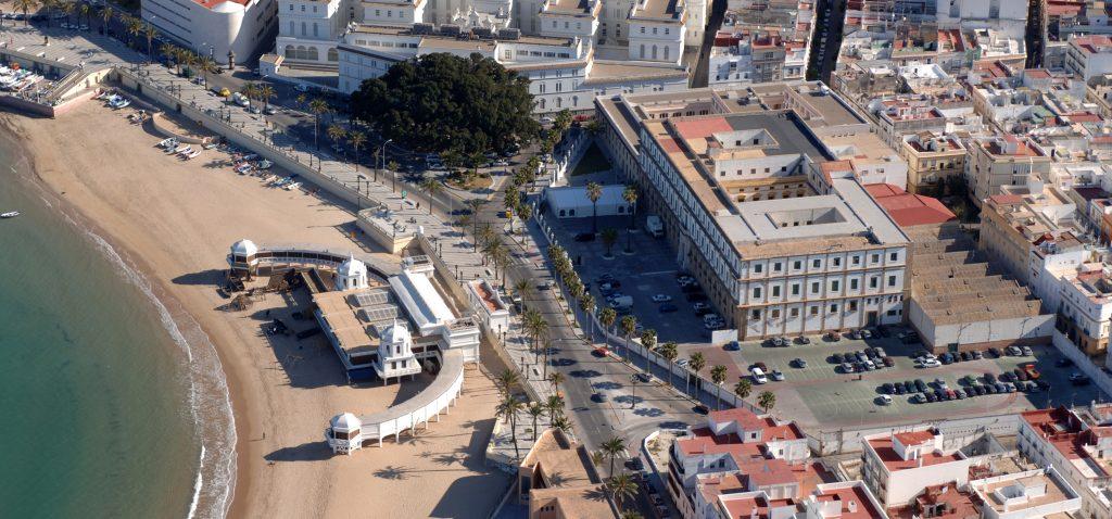 La UCA licita el proyecto básico y ejecución de la nueva Facultad de Ciencias de la Educación en el edificio Valcárcel