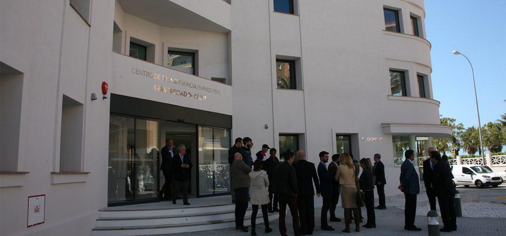 La Universidad de Cádiz presenta el Centro de Transferencia Empresarial