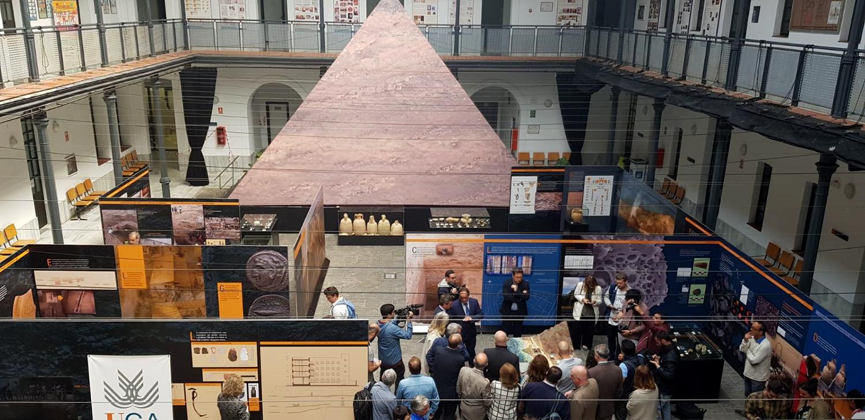 '7 metros de la historia de Cádiz' muestra los trabajos arqueológicos en El Olivillo y el Colegio Mayor de la UCA